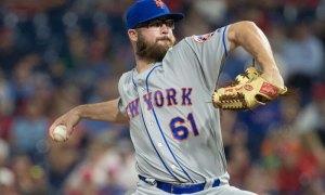 MLB: Game Two-New York Mets at Philadelphia Phillies