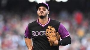 MLB: St. Louis Cardinals at Colorado Rockies