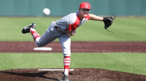 NCAA BASEBALL:  FEB 16 UMass Lowell vs Ball State