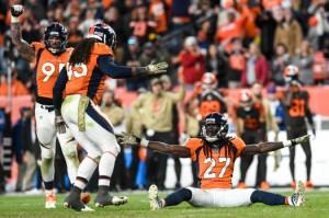 NFL WEEK 9 – DENVER BRONCOS VS CLEVELAND BROWNS