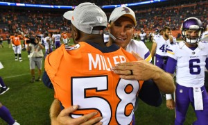 NFL: Minnesota Vikings at Denver Broncos