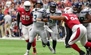 NFL: Seattle Seahawks at Arizona Cardinals