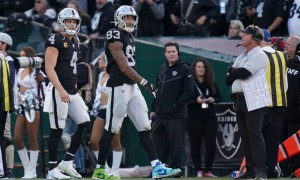 NFL: Tennessee Titans at Oakland Raiders