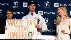 MLB: New York Yankees-Gerrit Cole Press Conference