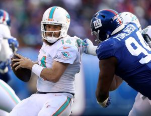 Miami Dolphins v New York Giants