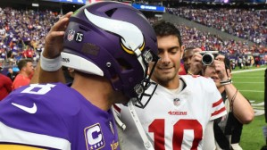 jea Vikings vs 49ers