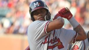 MiLB:   AUG 04 Braves vs Lookouts