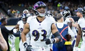 Baltimore Ravens v New Orleans Saints