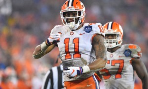 NCAA Football: ACC Championship-Clemson vs Pittsburgh